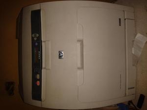 Impresora HP color laser jet dn