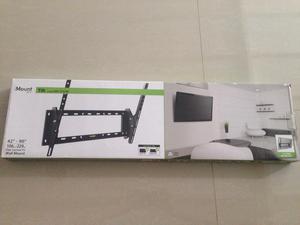 VENDO BASE DE TV PARA PARED LED LCD Y PLASMA