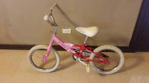 Bicicleta Greco Rin 12 De Niña