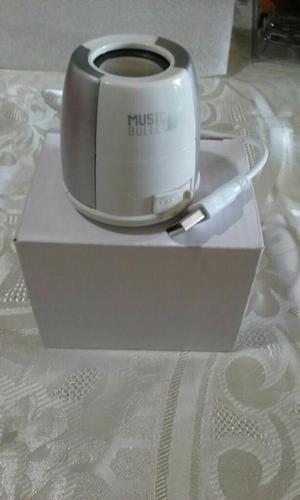 Mini Corneta Portatil Music Bullet