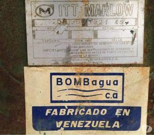 Bomba De Agua Alta Presion General Electric 1.5 Hp