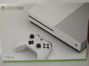 Xbox One 1tb 2 Controles Y Varios Juegos