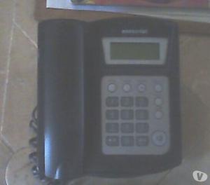 Vendo teléfono fijo axess.tel usado por  Bs. - 500 B.S