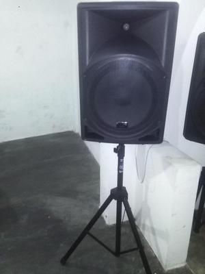 corneta amplificada