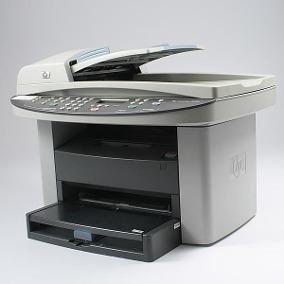 Impresora multifuncional hp laser jet