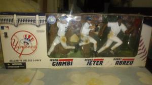 Exclusivo TriPack Yankees New York Mc Farlane