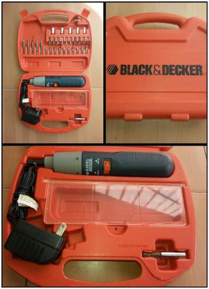 Destornillador Electrico Black Deker