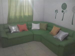 Muebles Modulares en Semi Cuero