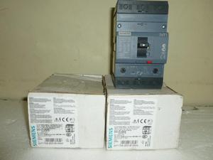 Breaker 3x50 amp Siemens 3VT