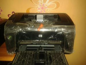 Impresora Hp Láser Pw