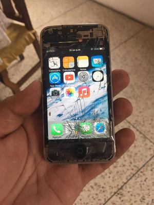 iPhone 4G Liberado 16Gb