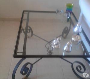 Lindo muebles y mesas de centro de sala