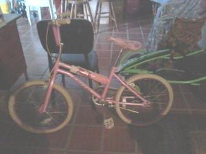 Bicicleta Greco Rin 20 Niña