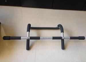 Vendo Barra Iron Gym Casi Nueva
