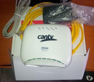 Se vende moden CANTV en su caja con todos sus accesorios