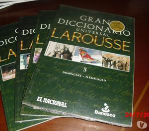 14 LIBROS GRAN DICCIONARIO UNIVERSAL LAUROUSSE