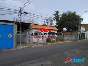GALPON EN ALQUILER SECTOR LOS ESTANQUES MARACAIBO API 2229