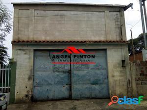 GALPON EN ALQUILER LAS AMALIAS MARACAIBO API 2288