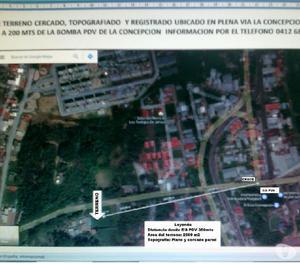 VENTA TERRENO 2.300 M2 CON CONSTRUCCIONES CIVILES. 5200$
