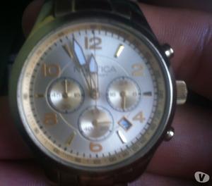 A la venta Reloj NAUTICA original 100% comprobable!