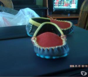 Zapato Para Niños De Meses talla