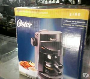 Cafetera Capuchinera Oster nueva