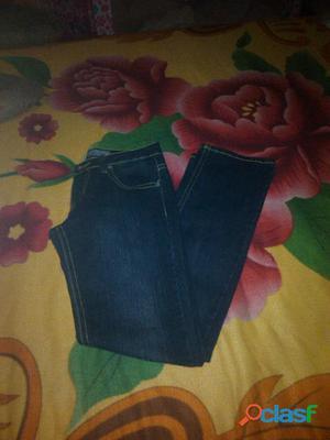 Jeans Dama color Azul