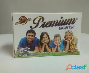 JABÓN TE TOCADOR PREMIUM LUXURY SOAP