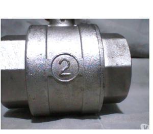 llave de paso tipo esfera(fp)