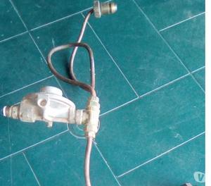 Regulador de Gas con instalacion