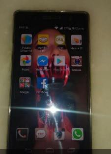 Huawei ascend P6 Android Liberado