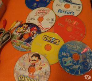 Vendo Juego Nintendo Wii Usado En Excelente Estado!