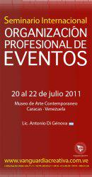 Seminario internacional organizacion profesional de eventos