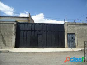 Alquiler de Galpón en la zona industrial #18-11135