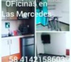 Alquilo oficina en Las Mercedes