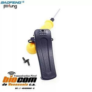 Clip Radio Baofeng 888s Con Set De Tornillos