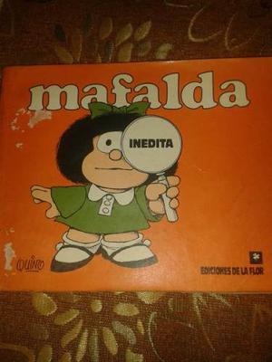 Libro Usado De Quino Mafalda Inedita