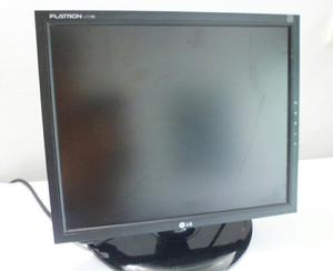 Monitor Lcd Lg Flatron Ls Con Detalle