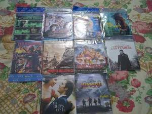 Película Blu Ray