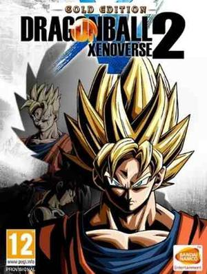 Dragon Ball Xenoverse 2 Pc (en Fisico)
