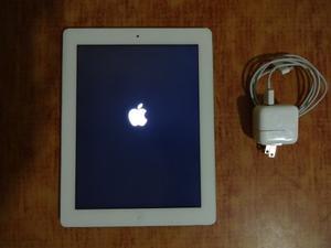 Ipad 2 16 Gb,, Con Cargador