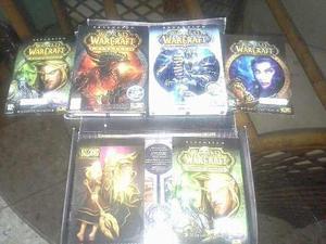 Juego De Pc World Of Warcraft