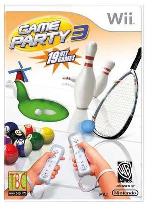Juego De Will Original Game Party 3 Usado