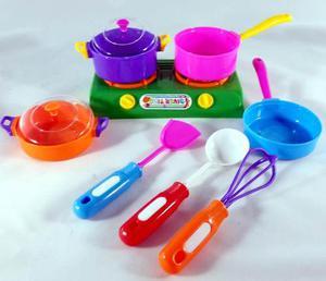 Mini Cocina De Juguete Para Niñas Kitchen