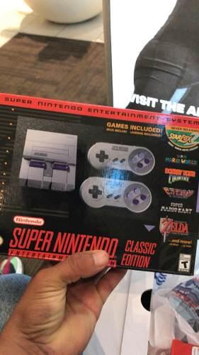 Mini Nintendo 100% Original
