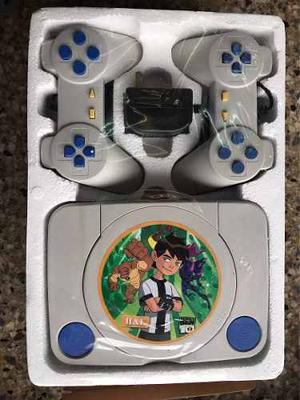 Nintendo Video Juego Consola Con Casette Mario Somos Tienda