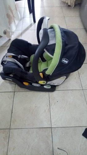 Porta Bebe Con Base Para Carro Chicco Modelo Key Fit 30