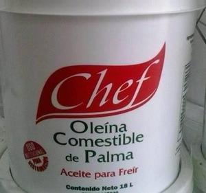 Aceite Comestible De Palma