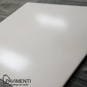 Cerámica Blanca (ostra) 30x30 De Primera