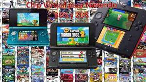 Chip Virtual Para Nintendo 3ds 4.1-11.3 Bachaquero